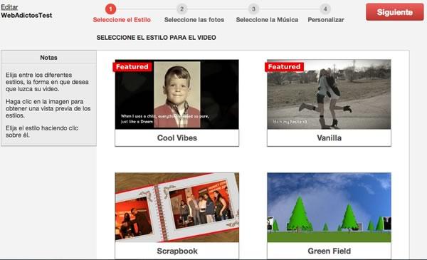Crea videos con tus fotos gracias a Picovico - hacer-videos-fotos-1