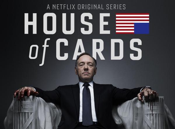 "Netflix nos deja ver gratis el primer episodio de su serie exclusiva ""House of Cards"" - house.of-cards-netflix"