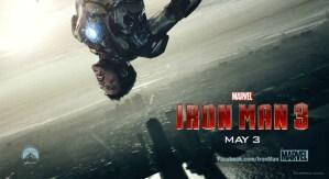 Iron Man 3 muestra nuevo poster y teaser del corto preparado para el Super Bowl