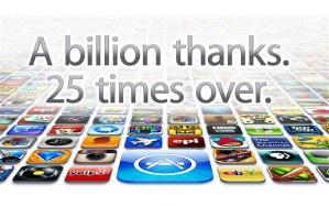 Apple anuncia que ha vendido 25 mil millones de canciones en la iTunes Store