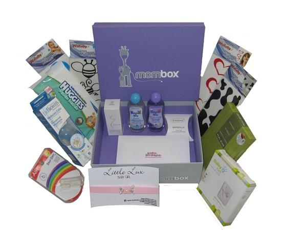 Mombox, solicita los mejores productos para madres embarazadas vía Internet - mombox-la-cajita