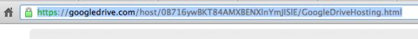 Google Drive puede alojar sitios web y nos muestra cómo hacerlo - preview_window-600x56