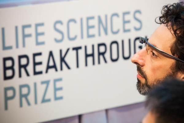 Google, Facebook y Apple premian a científicos que estudian enfermedades incurables - sergey-brin-life-sciences-breakthrough-prize