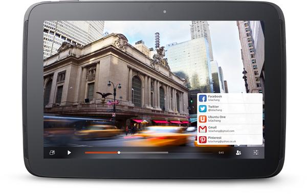 Ubuntu para tablets es presentado, habrá versiones preliminares para dispositivos Nexus - ubuntu-tablet