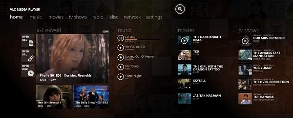 Beta de VLC para Windows 8 y RT disponible para marzo - vlc8