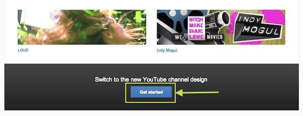 YouTube renueva la interfaz de sus canales. Aquí como activarla - Activar-Interfaz-youtube