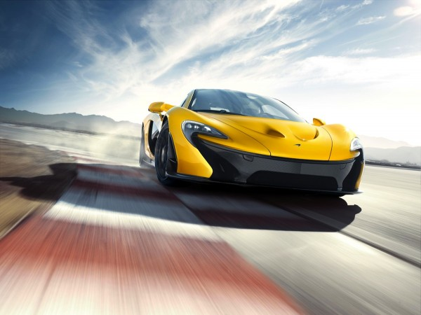 McLaren P1, el automóvil del millón de euros más rápido que un automóvil Formula 1 - Adelanto_McLaren_P1_2-600x450