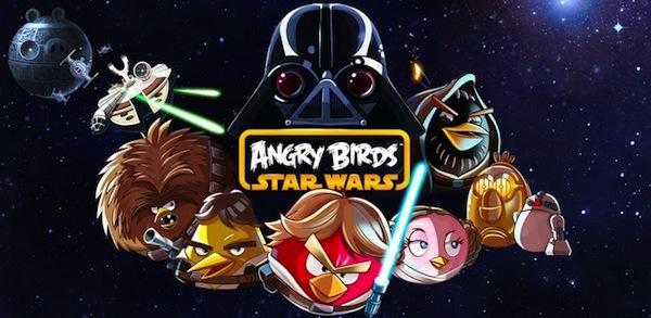 Angry Birds Starwars: Cloud City es lanzado oficialmente - Angry-Birds-Starswars