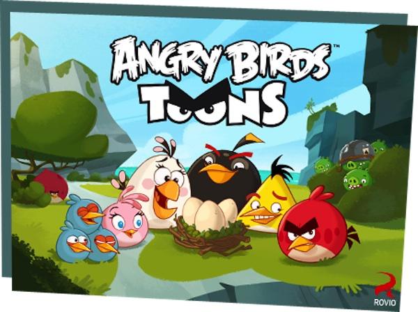 Ya puedes ver la primera caricatura de Angry Birds - Angry-Birds-Toons