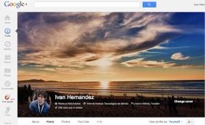 Google+ hace cambios sobresalientes a su diseño