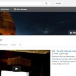 YouTube renueva la interfaz de sus canales. Aquí como activarla - Interfaz-Youtube