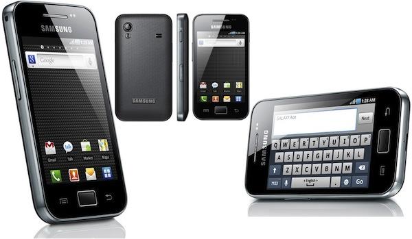 5 Smartphones de gama baja que no te puedes perder - Samsung-Galaxy-Ace