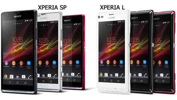 Xperia SP y Xperia L son presentados por Sony - Sony-Xperia-SP-L
