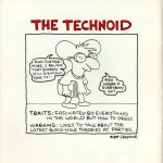 Matt Groening creador de Los Simpson, también diseñó para Apple - apple-the-technoid-matt-groening