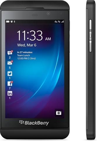 blackberry z101 Precios del BlackBerry Z10 en México con Telcel
