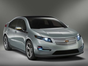 General Motors arranca con el programa Chevrolet Volt en México