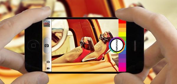 Chromatix, encuentra artículos en venta de acuerdo a su color - chromatix-app