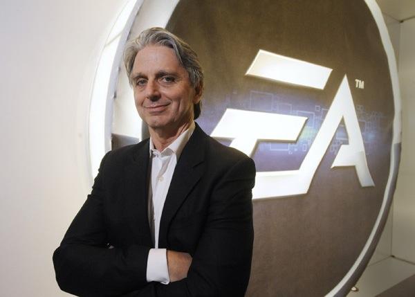 Renuncia el CEO de Electronic Arts - ea-sports