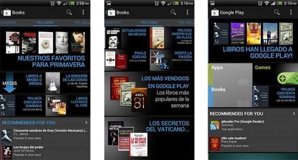 Google Play Books ya está disponible en México - google-play-books-600x323
