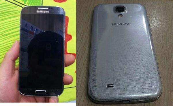 Imágenes del supuesto Samsung Galaxy SIV son filtradas - i9502