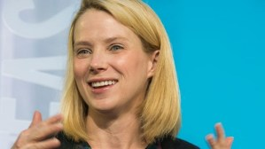 Marissa Mayer es la CEO que mayor calificación ha obtenido en Yahoo!