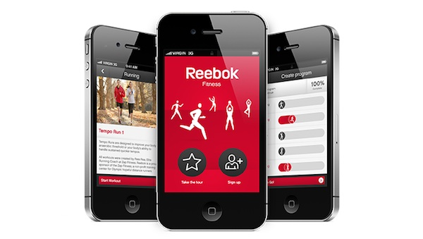 Reebok Fitness, excelente app para equilibrar tu actividad deportiva - rebook-fitness