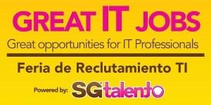 Encuentra empleo en la Feria de Reclutamiento TI Virtual