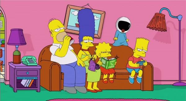 Los Simpson también hacen el Harlem Shake - simpsons-harlem-shake-600x328