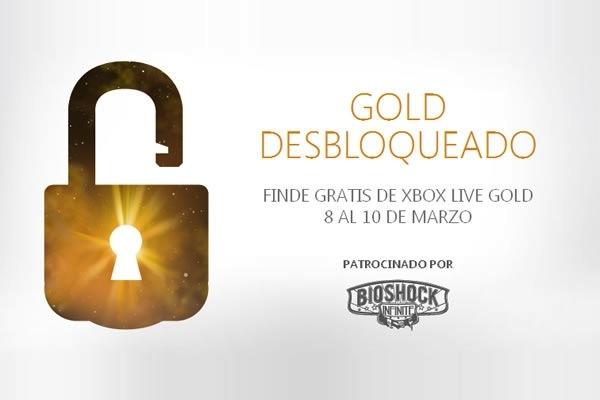 xbox live gold gratis Xbox Live Gold gratis este fin de semana (8 al 10 de marzo)
