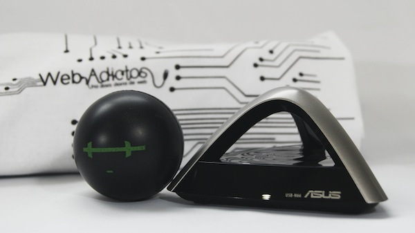 Adaptador inalámbrico ASUS USB-N66 de doble banda N900 [Reseña]