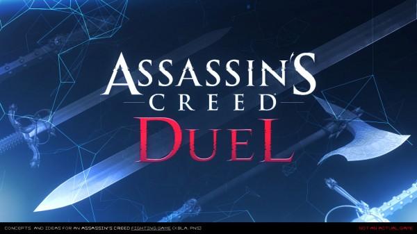 Sale a la luz un videojuego de peleas de Assassin's Creed que fue cancelado - assassins-creed-duel-3-600x337