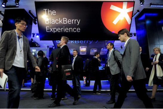 Hoy inicia The Be Mobile Conference de BlackBerry