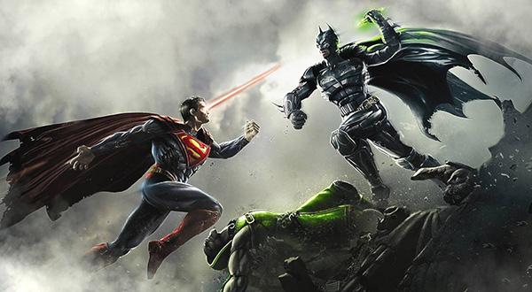 Tráiler de lanzamiento de Injustice: Gods Among Us, donde los superhéroes de DC se reparten golpes - injustice_gods_among_us