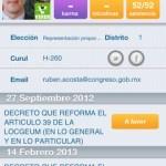 Síguele la pista a los diputados mexicanos desde tu iPhone - iphone-diputados