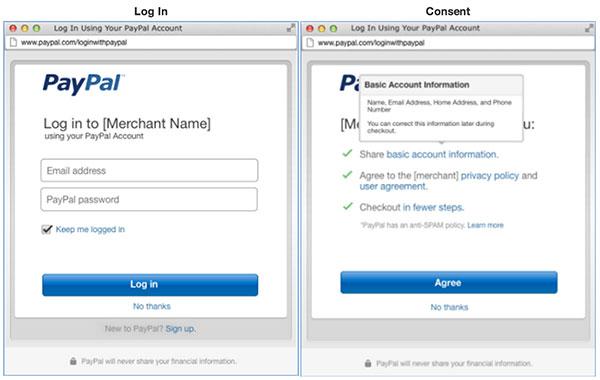 """""""Login with Paypal"""" te ayuda a loguearte y comprar en línea de manera más sencilla - login-with-paypal"""