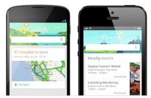 Google Now llega a iOS a través de la misma actualización de búsquedas de Google