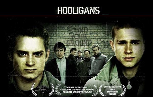 """Película Hooligans, la cruda realidad del fenómeno """"Hooligan"""" en Inglaterra - pelicula-online-hooligans"""