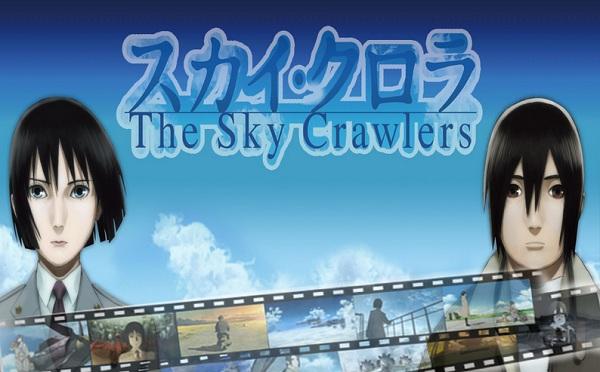 Película los exploradores del cielo online, una muy buena animación para disfrutar este domingo - pelicula-the-sky-crawlers