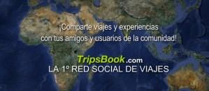 Tripsbook, la primera red social de viajes por Internet