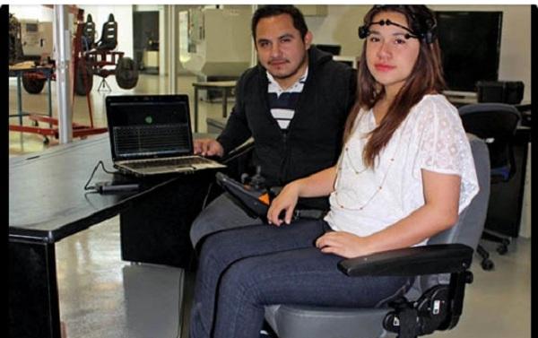 Proyecto Mexicano de una silla de rueda que se mueve con el pensamiento - silla-de-ruedas-mexicanos