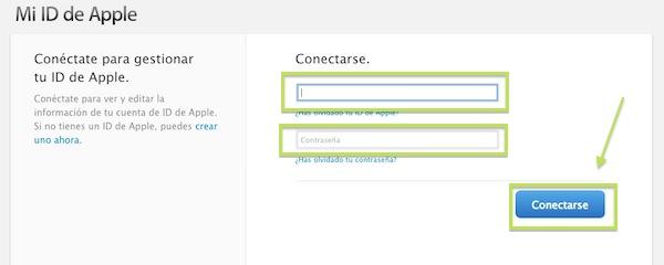 4cbb262c674 Cómo activar el sistema de verificación de dos pasos en mi cuenta Apple ID  - Activar