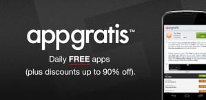 Appgratis para Android debuta en Google Play