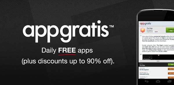 Appgratis para Android debuta en Google Play - Appgratis-Android