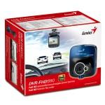 Videograbadora DVR-FHD590 para vehículos de Genius - Genius_DVR-FHD590+3D_box