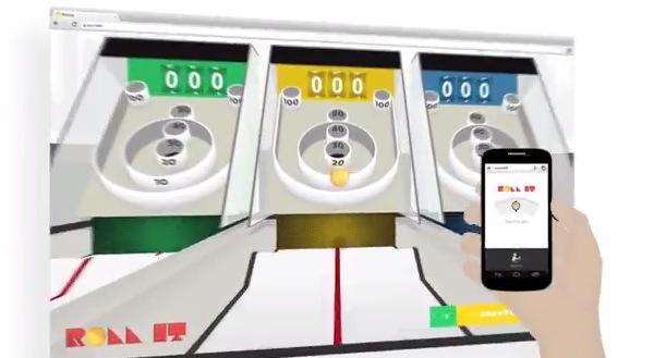Google sorprende al mundo con Roll It, su nuevo juego interactivo - Google-Roll-It