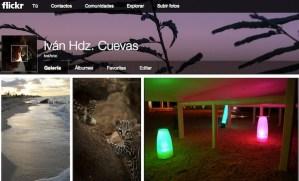 Flickr es renovado totalmente por Yahoo! y regala 1TB de almacenamiento gratuito