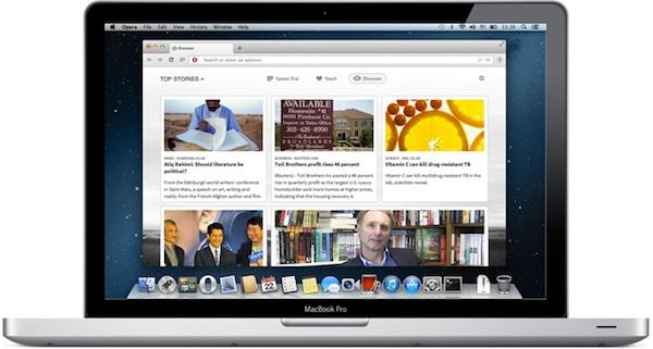 Opera Next, un acercamiento a lo nuevo que se viene con el navegador de Opera - Opera-Next