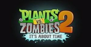 Plantas contra Zombis 2 rompe récords de descargas superando las 16 millones