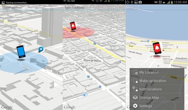 GPS Nap alarm, una alarma para Android que avisa cuando llegas a un lugar - alarma-android-gps-nap-alarm