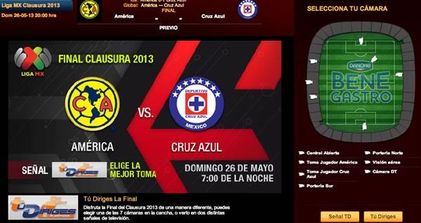 América vs Cruz Azul en vivo, Final Clausura 2013 - america-cruz-azul-en-vivo-final